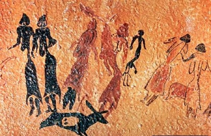 Discovery of Cave paintings in Spain