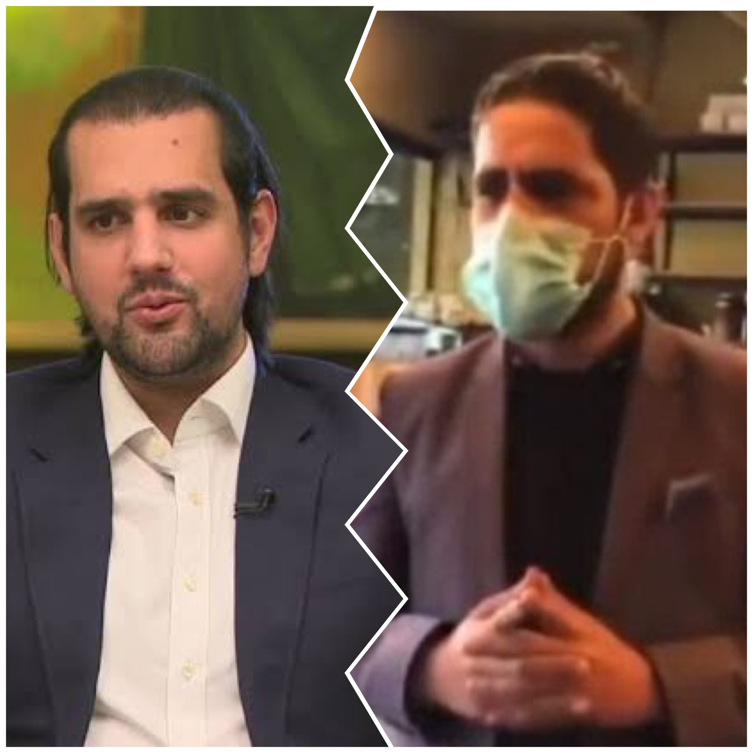 Shahbaz Taseer and Ovais